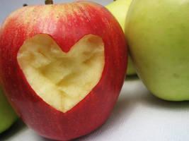 Apple Love by KatherineDavis