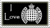 Ministry Of Sound Stamp by KatherineDavis