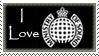 Ministry Of Sound Stamp by KatherineDavis