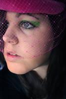 Pink Veil by KatherineDavis