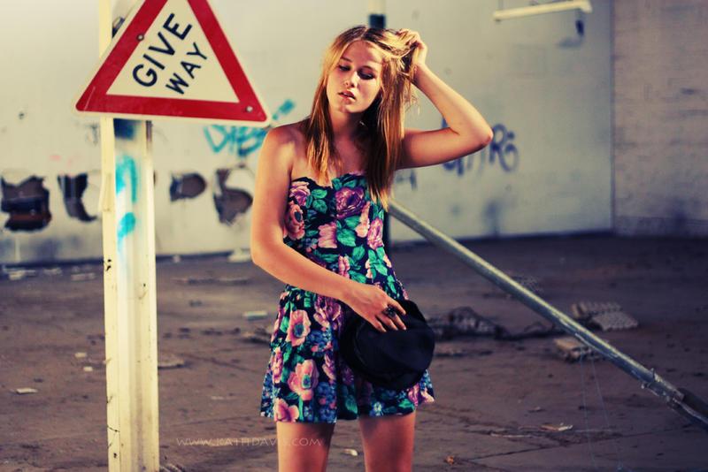 Give Way by KatherineDavis