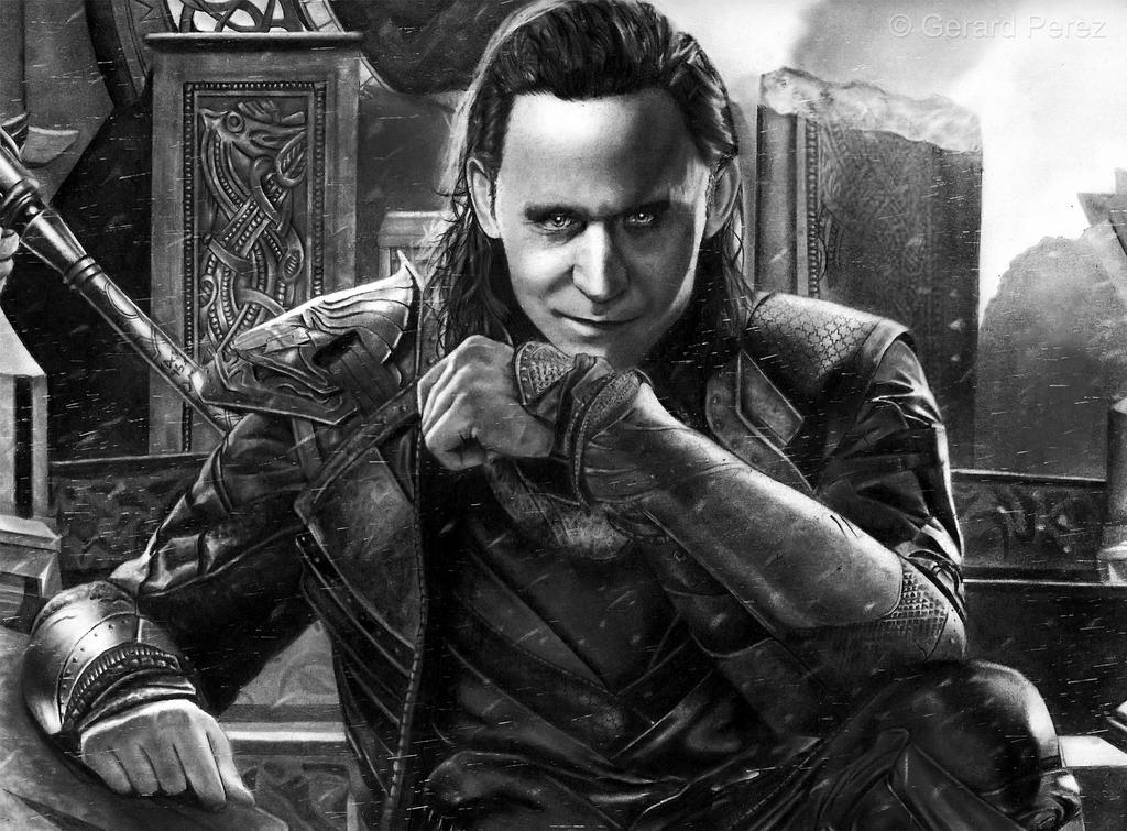 Loki by gerd324
