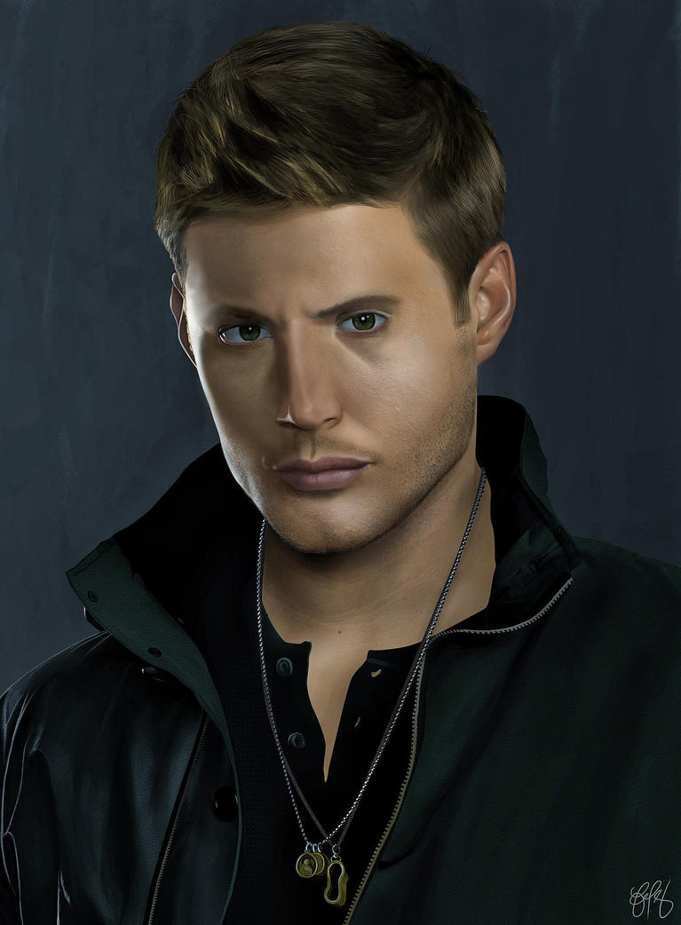 Dean Winchester by gerd324
