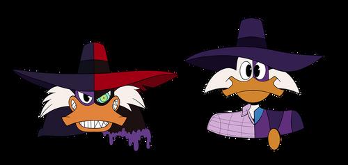 Darkwing Duck, Old vs. New
