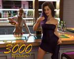 3000 Watchers Celebration!
