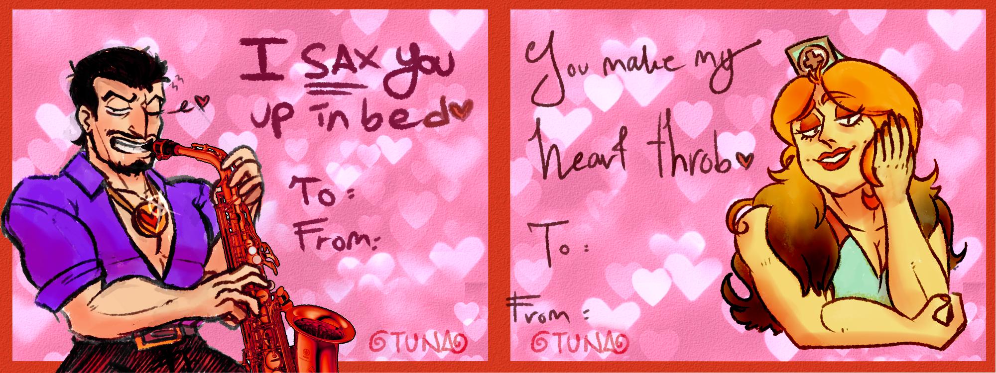 Amateur Surgeon Valentine Cards by MustachioTuna on DeviantArt – Digital Valentine Card