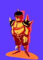 Buzz Boy by MustachioTuna