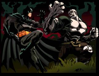Chris Stevens Bats vs Grundy by RickyBryantJr