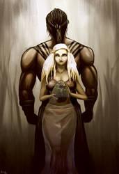 Dani and Drogo