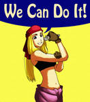 Winry the Riveter
