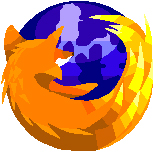 MS Paint Firefox by StrangeJames