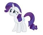Rarity - Confused
