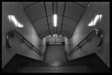 Silent Underground I by aural