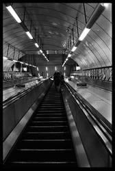 Silent Underground II by aural