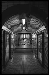 Silent Underground III by aural