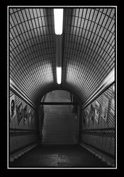 Silent Underground IV by aural