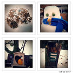 My day in four frames by aural