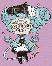 GaiaFreeb: Ryokuma by SkullBooty