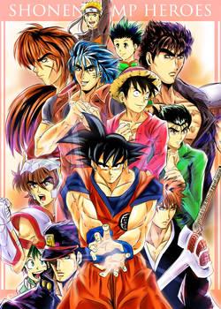 Shonen Jump Heroes