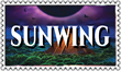 Sunwing Book stamp by DangerHillTerror