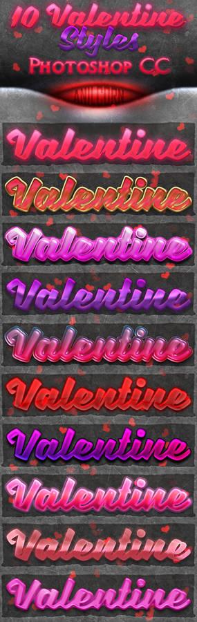 10 Valentine Styles