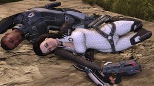 Dead Miranda and Jacob
