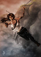 Tomb Raider reborn contest by JohnnyClark