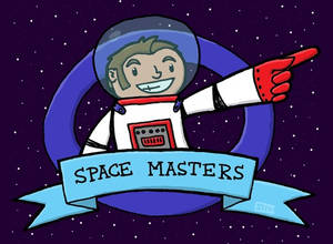 Space Masters Logo