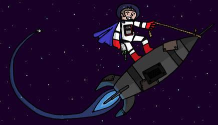 Space Master Rocket Rider