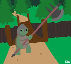 Stalwart Turtle