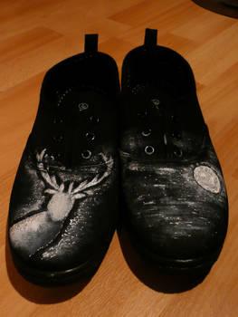 Stag Patronus Shoes