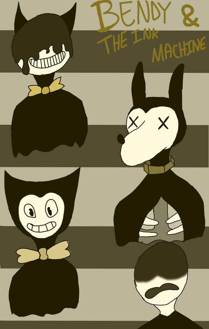 Bendy and the Ink Machine by WakeySnakey