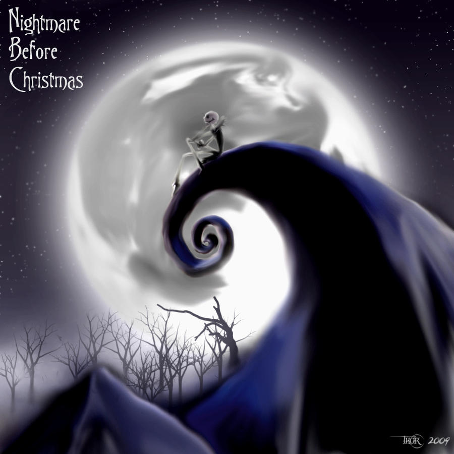Nightmare Before Christmas by Thor-dg on DeviantArt