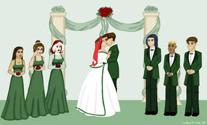 Wedding Day by ForeverRogue