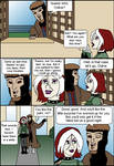 Rogue and Gambit Comic Page 1