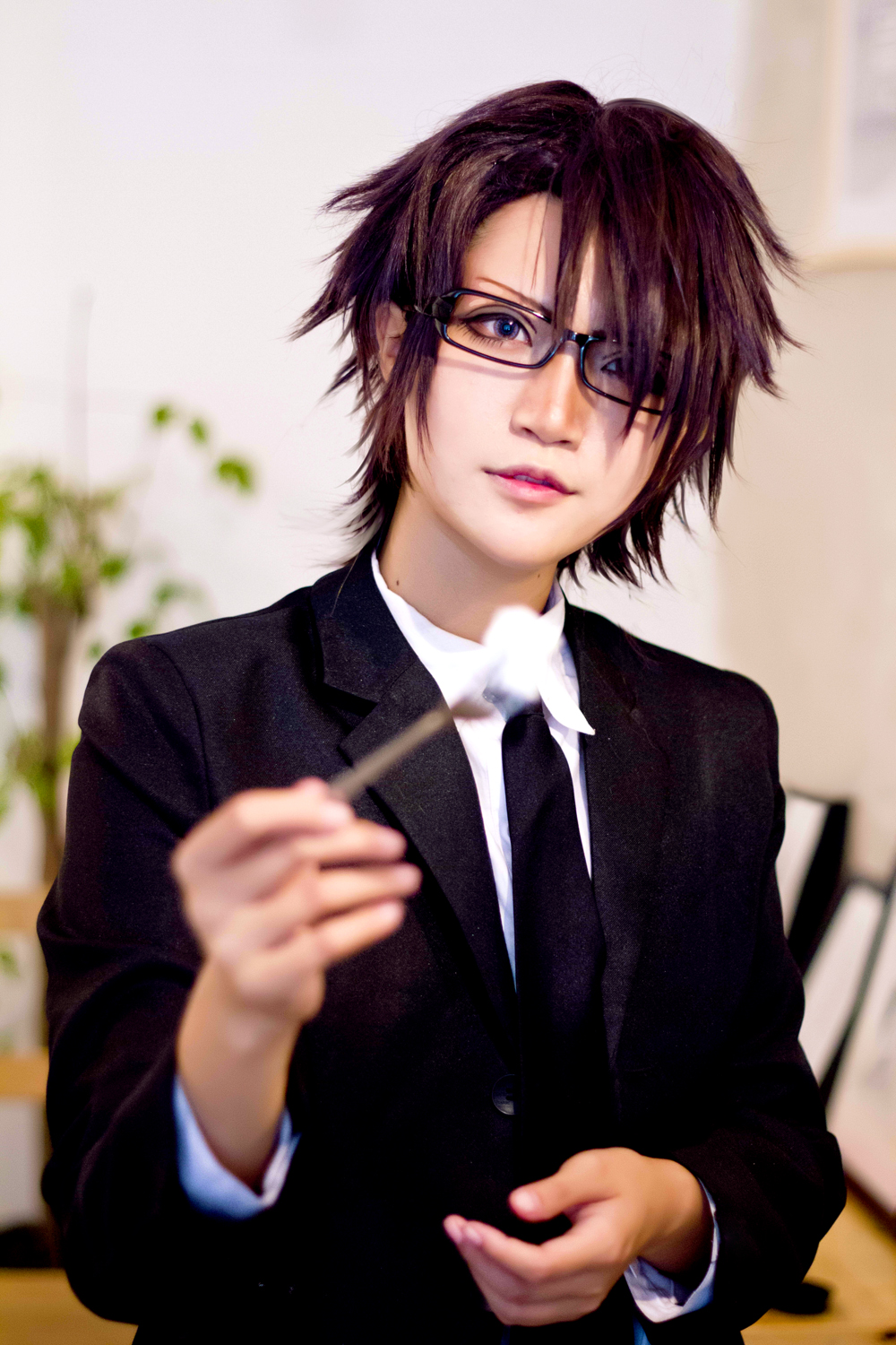 Happy Birthday to misaki yata-fushimi saruhiko by mianmian123
