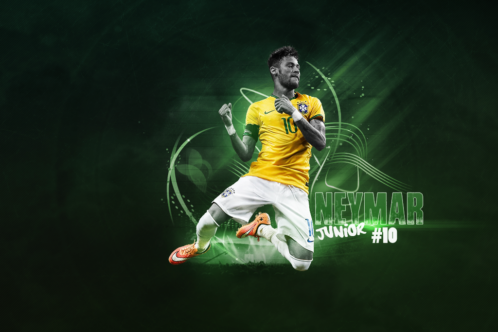 brazil neymar wallpaper 2014 - photo #15