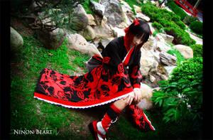 Ninon Beart Cosplay 06 by Bastetsama-Cosplay