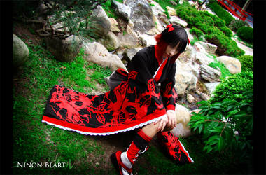 Ninon Beart Cosplay 06 by Bastetsama-Cosplay