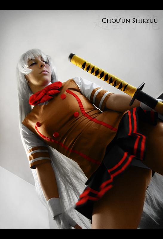 Choun Shiryu Cosplay by Bastetsama-Cosplay