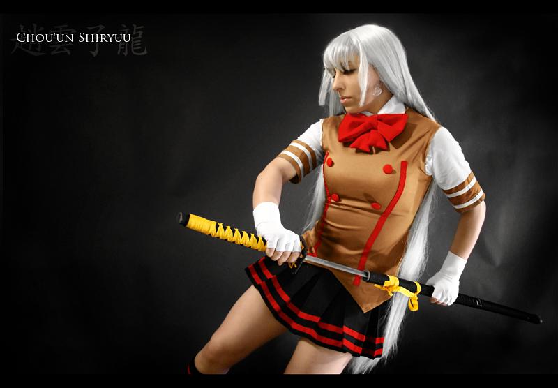 Choun Shiryu Cosplay 04 by Bastetsama-Cosplay