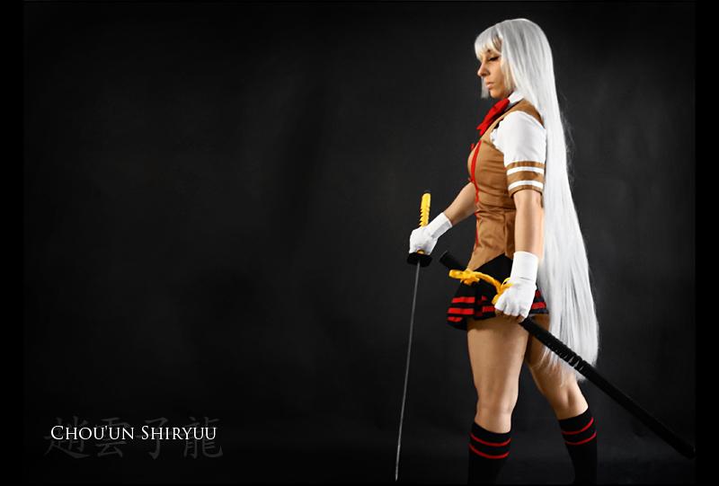 Choun Shiryu Cosplay 05 by Bastetsama-Cosplay