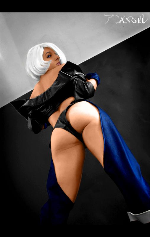 Angel Cosplay 07 by Bastetsama-Cosplay