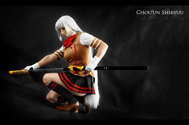 Choun Shiryu Cosplay 06 by Bastetsama-Cosplay
