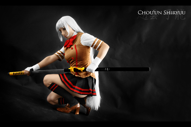 Choun Shiryu Cosplay 06 by Bastetsama-Cosplay