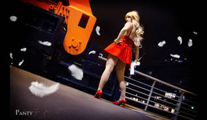Panty Cosplay 07