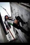 Saeko Busujima Cosplay 02