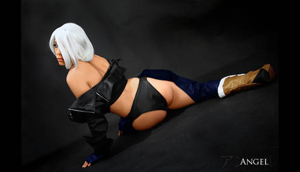 Angel Cosplay Commission 05 by Bastetsama-Cosplay