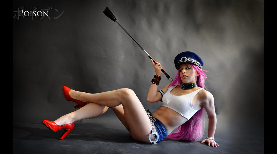 Poison Cosplay 06 by Bastetsama-Cosplay
