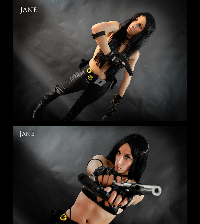 Assassin Jane Cosplay Commission 07 by Bastetsama-Cosplay